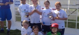U10s 2013-4 Bispham tournament runners up