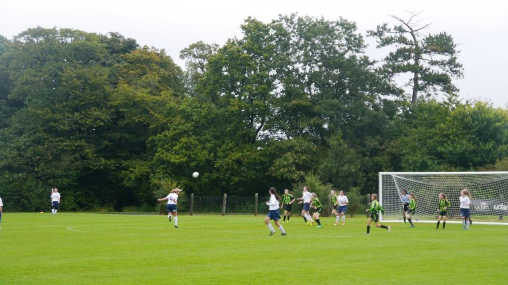 U16's V Moston Brook 6th Sept won 9-0