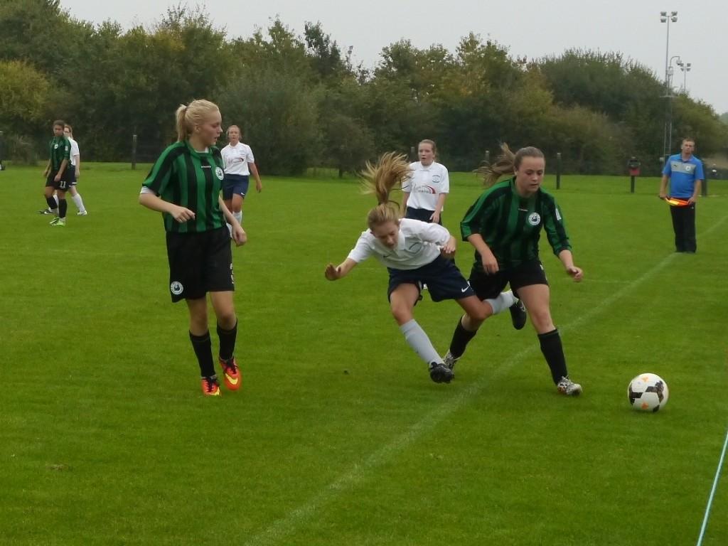 U16's v West End 20th Sept Won 4-0