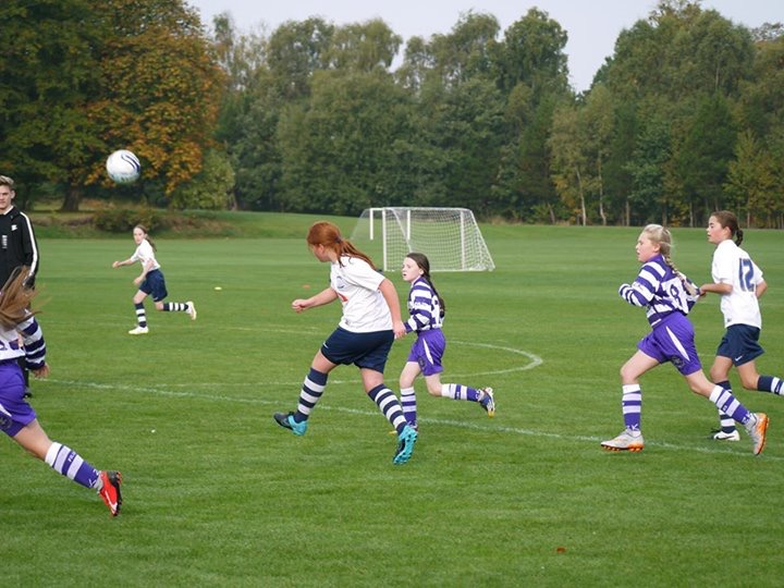 u12 v fillies 10th oct 1