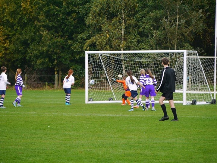 u12 v fillies 10th oct 11