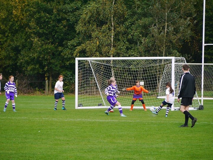 u12 v fillies 10th oct 12