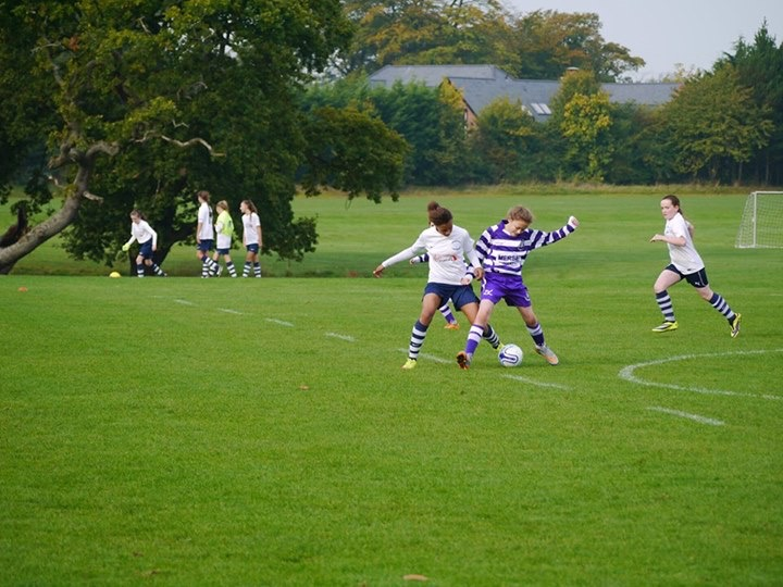 u12 v fillies 10th oct 8