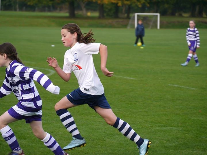 u12 v fillies 10th oct 9